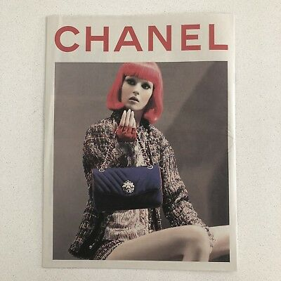 CHANEL Collectors Edition Window World Magazine Spring Summer 2011 (18 page)