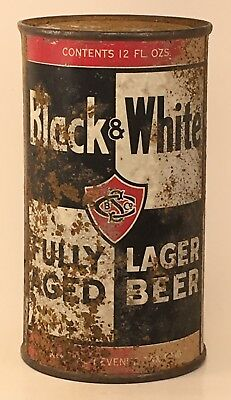 BLACK & WHITE Beer ~~  1930s IRTP by St. Claire Brg San Jose California