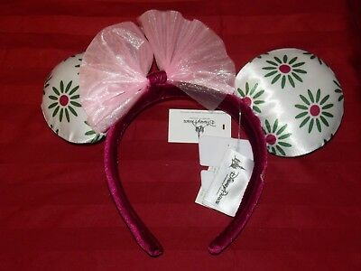 Disney Parks Mouse Ears Headband Haunted Mansion Tightrope Girl Halloween 2018