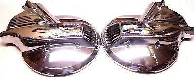 Honda Goldwing GL1500 Front Wheel Rotor Cover Covers 1991-1997