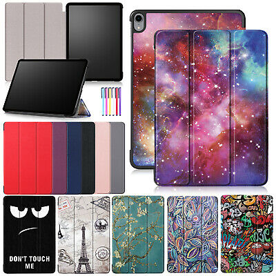 For New iPad Pro 11 Inch 2018 Smart Magnet Leather Folding Stand Slim Case Cover