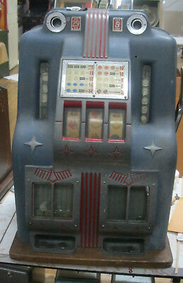 Bally Double Bell Slot Machine