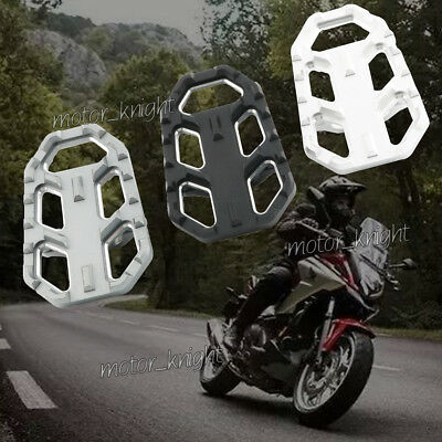 Motorcycle CNC Touring Front Billet Rider Foot Pegs For Honda NC700 CB500X NC750