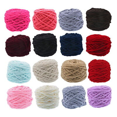 Chunky Wool Yarn Wool knit giant wool arm knitting extreme blanket 100g Thick