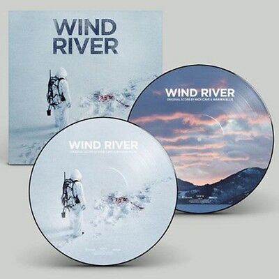 Nick Cave / Warren Ellis - Wind River Vinyl LP LTD Ed Picture Disc New Sealed