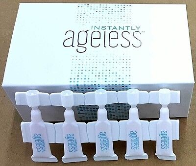 Jeunesse Global Instantly Ageless - Anti-Aging Cream 25 Vials Exp 2019