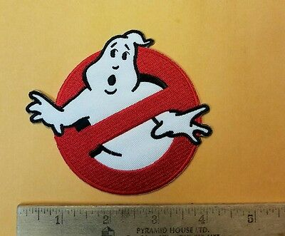 Ghostbusters Cosplay/Costume/Uniform patch 4 inch