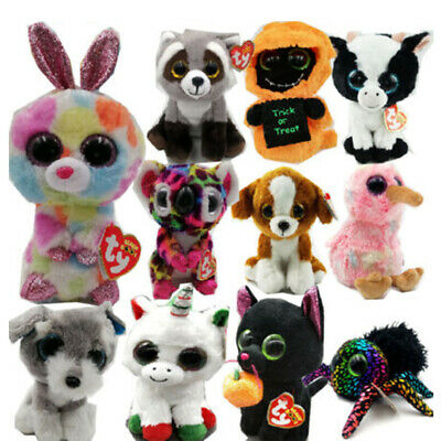 825ea032cac New Ty Beanie Boo Boos - Choose Your Favourite Soft Stuffed Plush Kids 6
