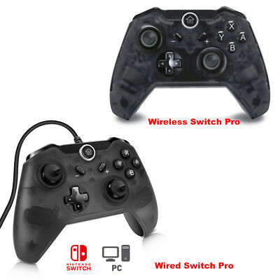 2X Switch Pro Wireless Wired Game Controller Gamepad For Nintendo Switch Console