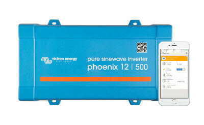 Victron Energy Phoenix Inverter 12/500 230V VE.Direct SCHUKO- PIN121501200