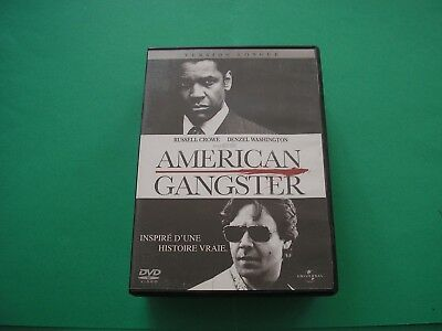 "DVD,""AMERICAN GANGSTER"",russell crowe,denzel washington"
