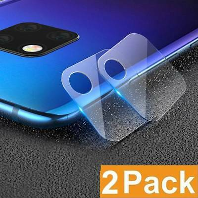 2x Camera Lens Screen Protector 9H Tempered Glass For Huawei Mate 20 Pro Lite