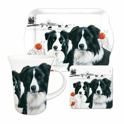 The Good Shepherds - Border Collie - Tee Set - Tea Time Geschenkset