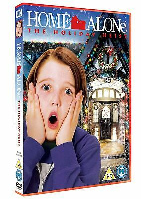 Home Alone - The Holiday Heist (DVD) Christian Martyn, Eddie Steeples