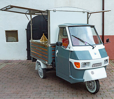 mobile kaffeebar kaffeemobil piaggio coffee kaffeemaschine. Black Bedroom Furniture Sets. Home Design Ideas