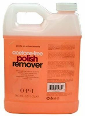 OPI ACETONE FREE Nail Polish Remover 960ml Bottle