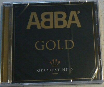 Gold Greatest Hits - Best Of Abba (Cd) Neuf Scelle