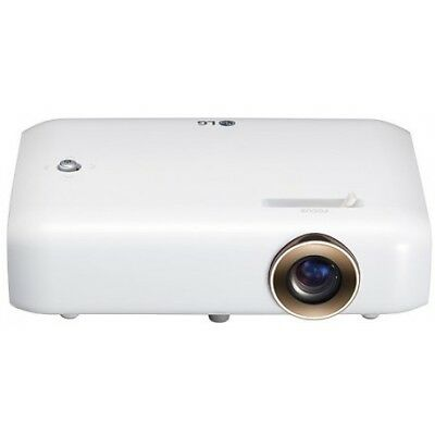 """Proyector LG PH550G Blanco LED 25H 100"""" HDReady, Proyectores"""