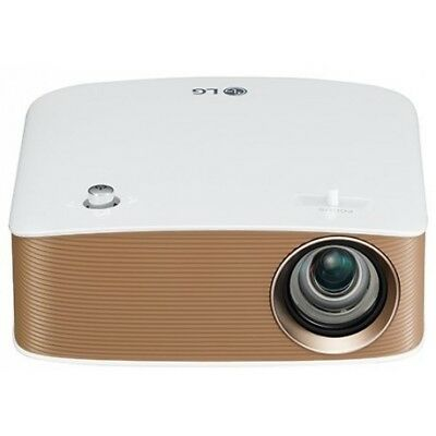 """Proyector LG PH150G Blanco 100"""" 25H Bluetooth LED, Proyectores"""