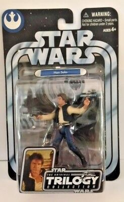 Star Wars 2004 Original Trilogy Collection OTC 07 Han Solo A New Hope
