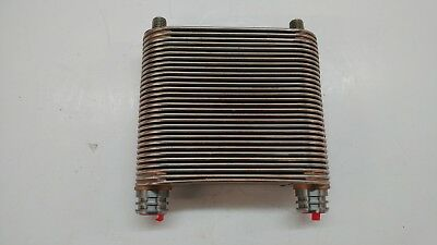 New MTU Detroit Diesel Plate Oil Cooler 5241880226