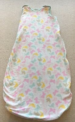 Grobag Style Mothercare Butterfly 18-36 Months 2.5 Tog Winter Sleeping Bag