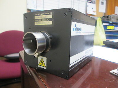 MKS Spectra Products VAC-Check Model LM78 Residual Gas Analyzer 24V DC