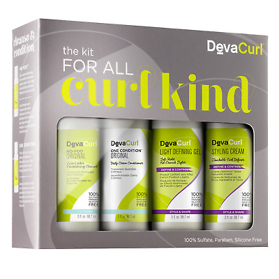Deva Curl - The Kit For All Curl Kind