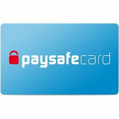 600€ Paysafecard Instant Release