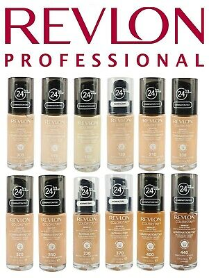 Revlon Foundation Color Stay Full Coverage  24hrs Wear SPF Oil Free Matte Makeup