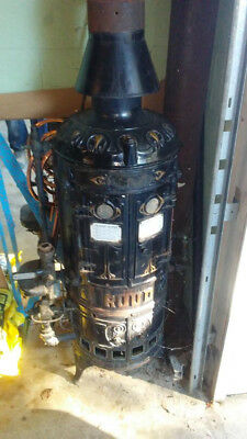 Circa 1900s Working Antique Ruud Tankless Water Heater