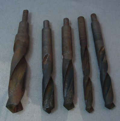 5 Very Large Drill Bits