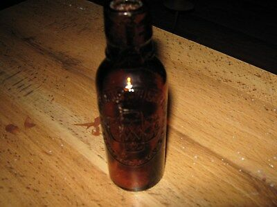 Nice 1886 Sample Duffy's  Malt Whiskey Bottle  Rochester New York