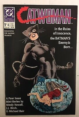 Catwoman #1 (1989) NM