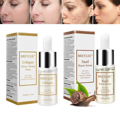 BREYLEE Face Repair Serum Anti-aging Nourishing Lifting Firming Skin Care 15ml