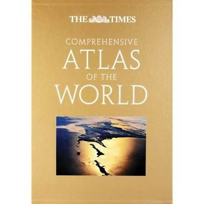 "The ""Times"" Comprehensive Atlas of the World (World Atlas)"