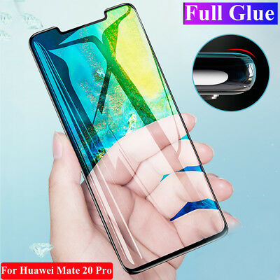 5D Curved Full Glue Tempered Glass Film Protector for Huawei Mate 20 Pro Screen