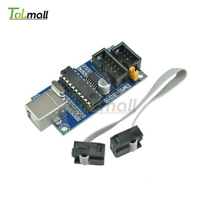 USBtinyISP USBTiny ISP Programmer Bootloader USB 6Pin AVR Cable for Arduino