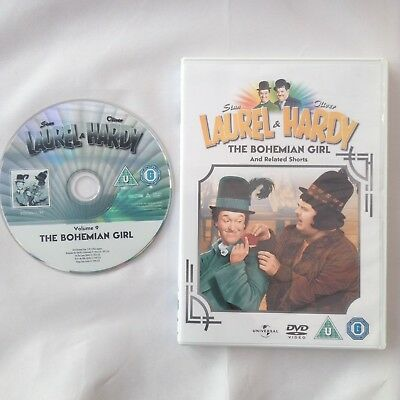 LAUREL & HARDY The Bohemian Girl DVD Film From 2011 Feature Film Collection