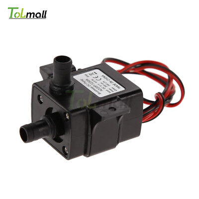 DC12V 3m 240L/H Ultra Quiet Solar Brushless Motor Submersible Pool Water Pump