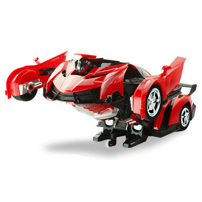 Transformation Car Toys Gesture Sensing Remote Control Robot Kid Christmas Gifts