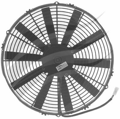 SPAL THERMO FAN 16 Inch (385MM) ELECTRIC 12V 1920CFM STRAIGHT BLADE