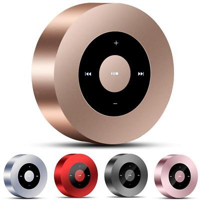 Fashion Mini Thin HD Sound Duration10h Touch Screen Wireless Bluetooth Speaker