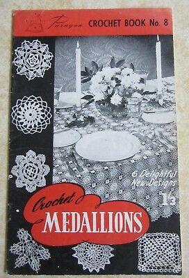 Crochet Medallions by Paragon