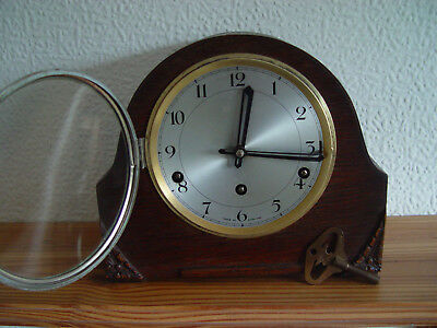 Westminster Chime Mantel Clock 8 Day Movement