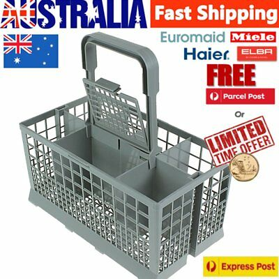 Universal Dishwasher Cutlery Basket Suits Brands 240mm X 135mm X 215mm Cage FE