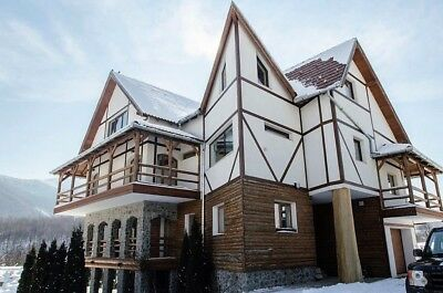 Exclusive Mountain House with Castle View in Sibiu, Cisnadioara (Michelsberg)