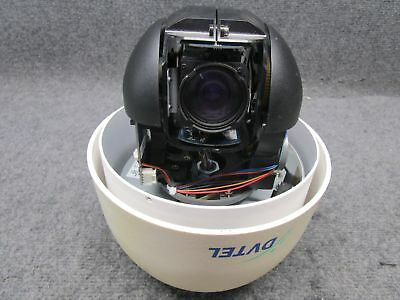 DVTel CP-3211-181 Day/Night Outdoor PTZ Dome Surveillance HD Camera *Tested*