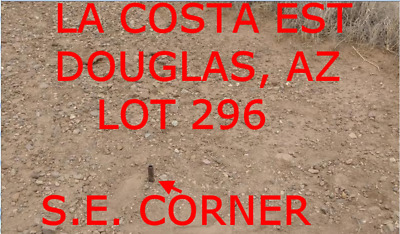 Cash Sale $150 +$395 Doc Fee -Great X-Mas Present La Costa Est 296 Douglas, Az