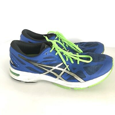 ASICS Mens Gel DS Racer 10 T407N Low Top Lace Up Running Sneaker